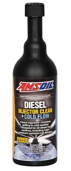 Diesel Injector Rens + Cold Flow