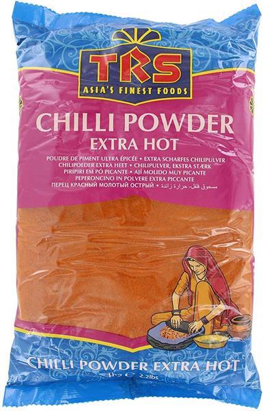 Trs Chilli Powder E/Hot 6x1kg