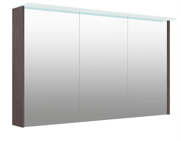 Spegelskåp Natura Vetro 120 cm