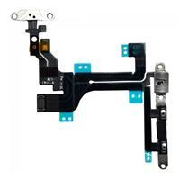 iPhone 5c Power button Flex m/Braketter