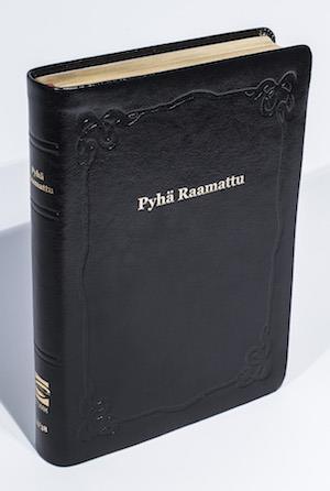 RAAMATTU 33/38 JOHDANNOIN, ISOKOKO, ISOTEKSTI, MUSTA R43