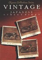 CLYMER Vintage Japanese Street Bikes