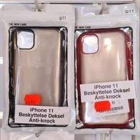 iPhone 11 Beskyttelse Deksel Anti-knock