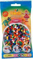 Hama perler Midi, Mix 68 207-68 1000stk