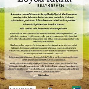 LÖYDÄ RAUHA - BILLY GRAHAM - 50KPL