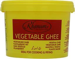 Khanum Pure Vegetable Ghee 3x2kg