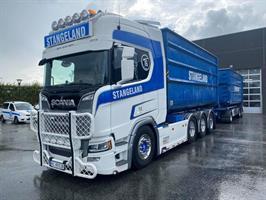Scania R HL 8x4/4 Stangeland (NO) (FB)