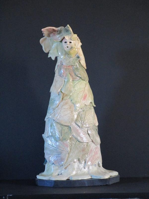 Skulptur av Lisbeth Engelin-Lindh 2