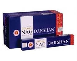 Golden Nag - Darshan (12 pack)