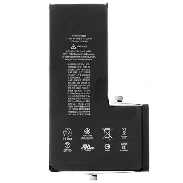 iPhone 11 Pro max Batteribytte