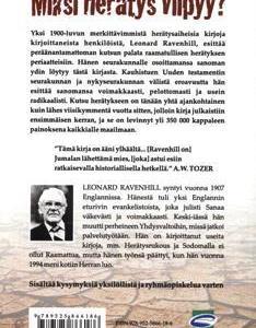 MIKSI HERÄTYS VIIPYY? - LEONARD RAVENHILL