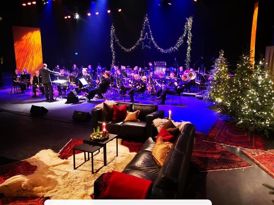 God jul - Marinemusikken