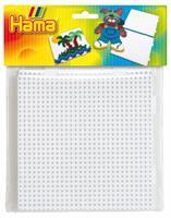 Hama Brett - Sett 2stk Stor, Kvadrat+Rund Midi (3-4458)