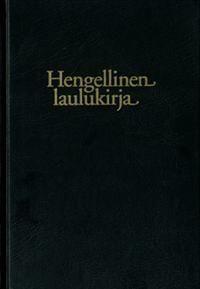 HENGELLINEN LAULUKIRJA - NUOTTIPAINOS - MUSTA