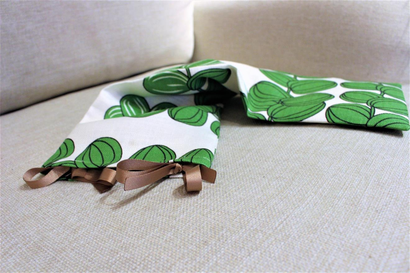 Värmekudde grön Celotocaulis
