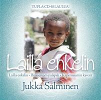 JUKKA SALMINEN - LAILLA ENKELIN CD