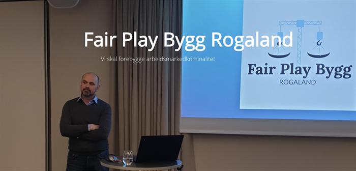 Fairplay Bygg Rogaland