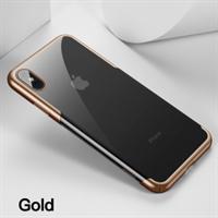 iPhone Xs Max Transparent Beskyttelse Deksel