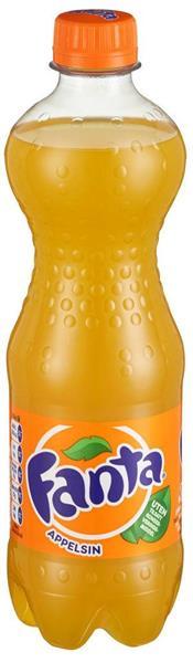 Fanta oransje
