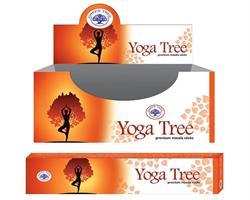 Green Tree - Yoga Tree (12 pack)