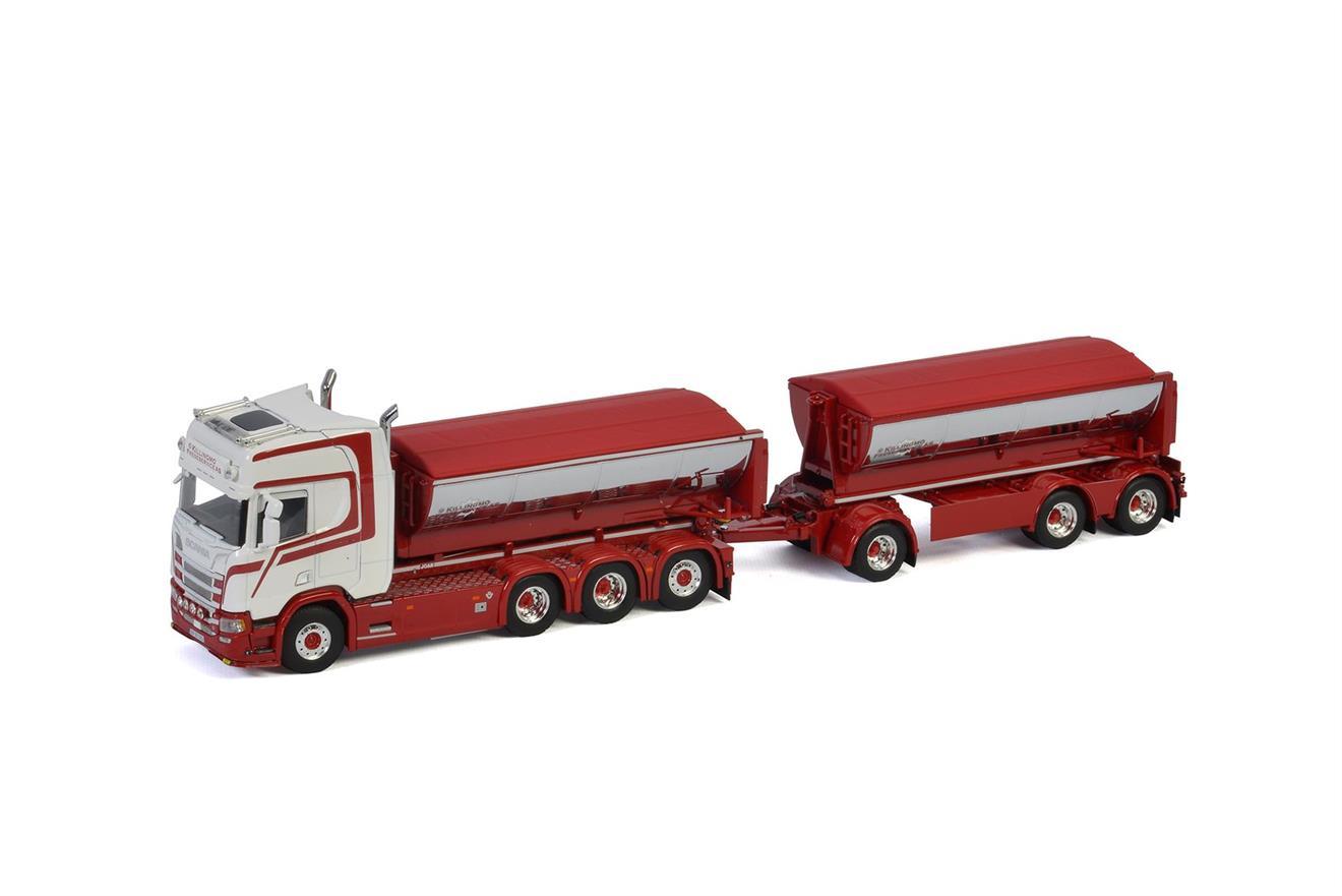 WSI Scania S Killingmo Freseservice m/krokløft (NO) (NY)