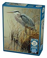 Puslespill Great Blue Heron, 500 brikker