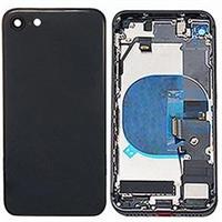 iPhone 8 Bakramme, Sort