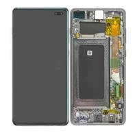 Samsung Galaxy S10 Skjerm - Grønn