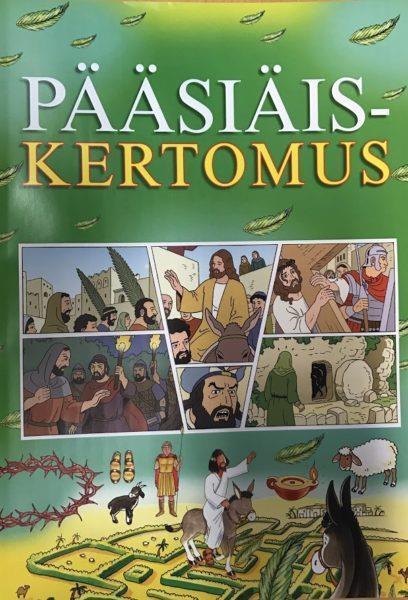PÄÄSIÄIS-KERTOMUS