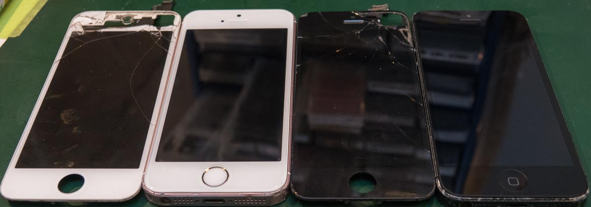 iPhone SE & iPhone 5