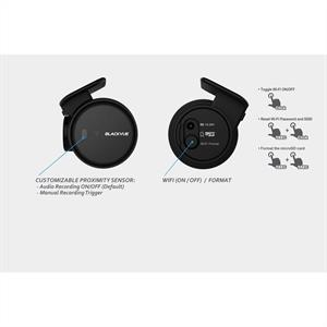 BLACKVUE Bilkamera DR750S 1CH 32GB