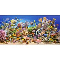 Puslespill Panorama, Underwater Life, 4000 brikker