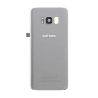 Samsung Galaxy S8 Bakdeksel - Sølv