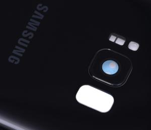 Bakdeksel Samsung Galaxy S8+ - Sort