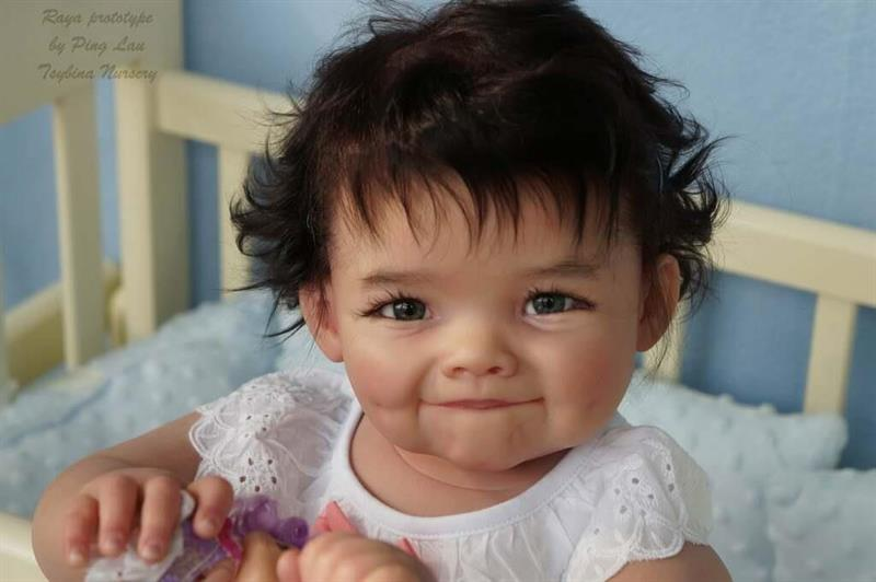 SLUTBETALNING Raya Toddler Kit av Ping Lau