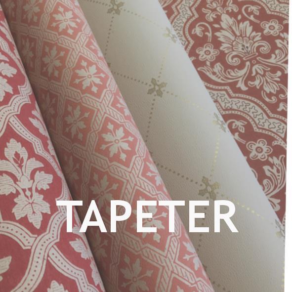 Tapeter från Lim&handtryck