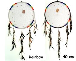 Drömfångare - Rainbow 40cm mix (6 pack)