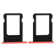 iPhone 5c Sim-Kort Skuff - Rød