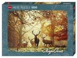 Puslespill Stags 1000 brikker