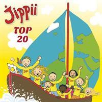 JIPPII TOP 20 CD