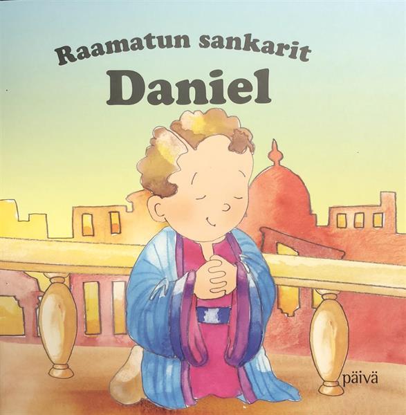 RAAMATUN SANKARIT - DANIEL - KOVACS VICTORIA