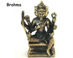 Brons - Miniatyr Brahma (2 pack)