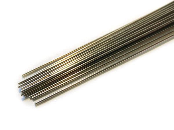 Rakdragen Nysilvertråd 0,4 mm
