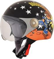 AFX FX33Y Rocket Open Face Helmet (STR. 55-56)