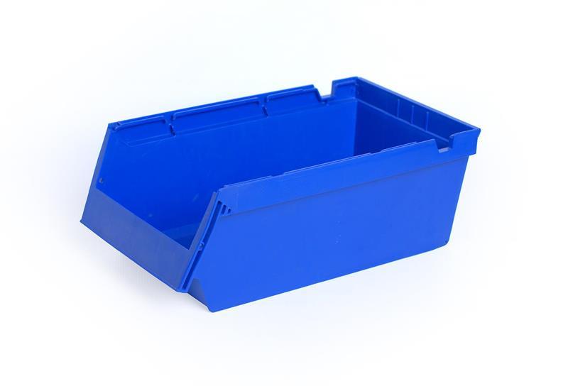 Modulboks 400x230x150mm blå