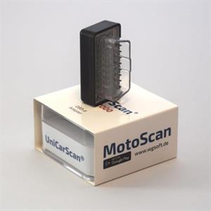 UniCarScan BMW Motorrad kit