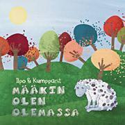 ILPO & KUMPPANIT - MÄÄKIN OLEN OLEMASSA CD
