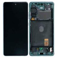 Samsung Galaxy S20 FE 5G Skjerm - Cloud Mint