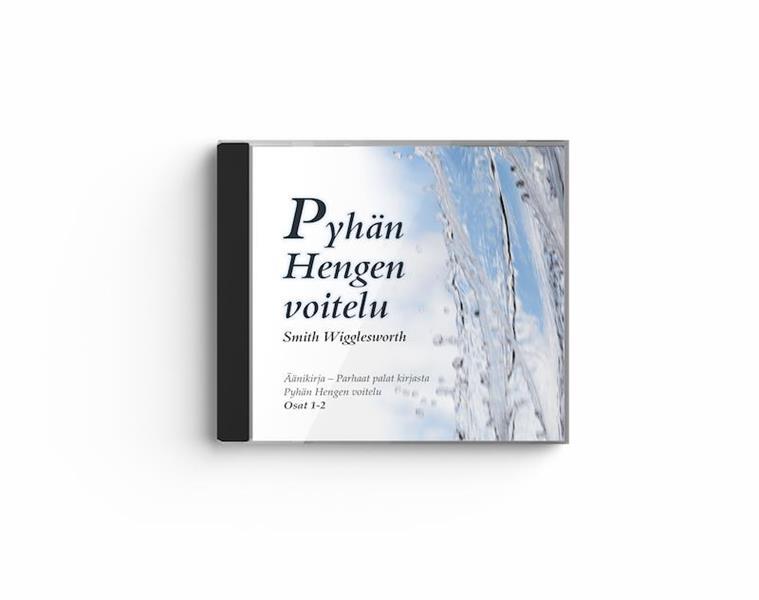 PYHÄN HENGEN VOITELU ÄÄNIKIRJA CD 1-2 - SMITH WIGGLESWORTH