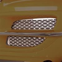RADIATOR ACCENT GRILLES FOR GL1800